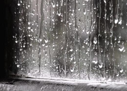 cae la lluvia